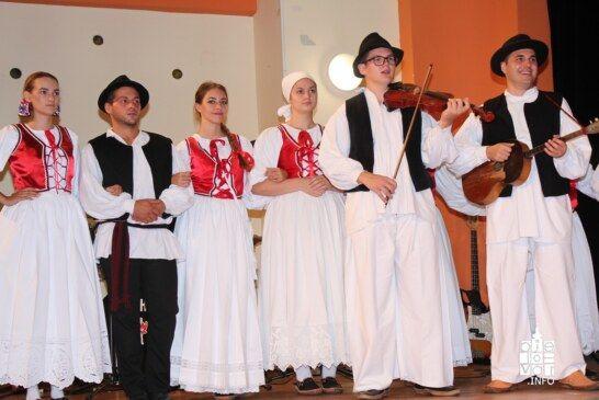 Održan koncert  tradicionalnih plesova s područja Bjelovarsko-bilogorske županije u sklopu esperantskog kulturnog festivala