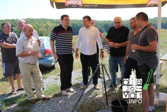 U Bjelovarsko-bilogorskoj županiji održane Bilogorske konjičke igre i natjecanje u kuhanju ribljeg paprikaša