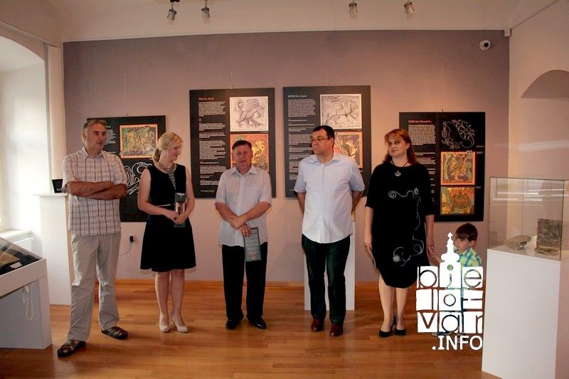 Otvorena izložba Srednjovjekovna čudovišta u Gradskom muzeju Bjelovar