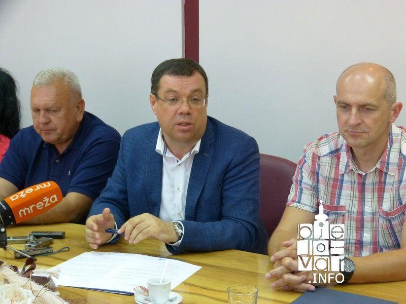 Župan Bajs potpisao prijavu najvećeg socijalnog projekta u povijesti Bjelovarsko-bilogorske županije