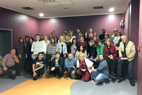 U Bjelovaru održan seminar pod vodstvom istaknutog hrvatskog redatelja i glumca Marija Kovača
