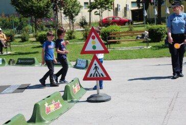 """Provodi se akcija """"Poštujte naše znakove"""", pripazite na djecu u prometu!"""