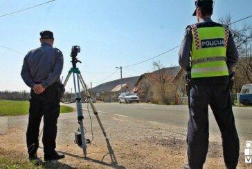 PU bjelovarsko-bilogorska najavljuje akciju pojačanog nadzora poštivanja prometnih propisa