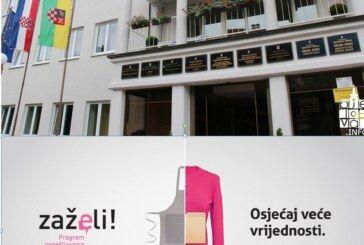 """Projekt """"Za žene Bjelovarsko-bilogorske županije"""" prošao prvu fazu"""