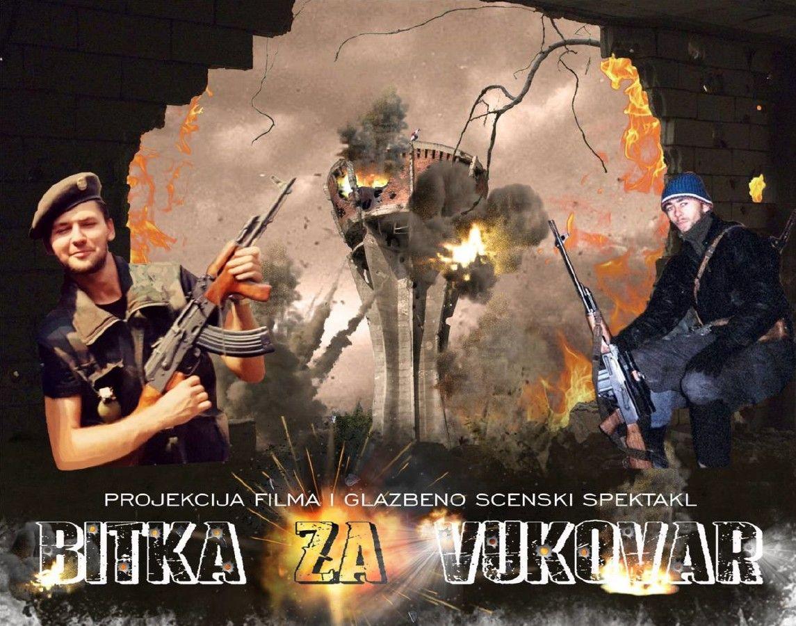 Spektakl Bitka za Vukovar napokon u Bjelovaru