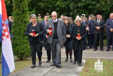 Obilježena 26. godišnjica tragične pogibije hrvatskih domoljuba u Kusonjama