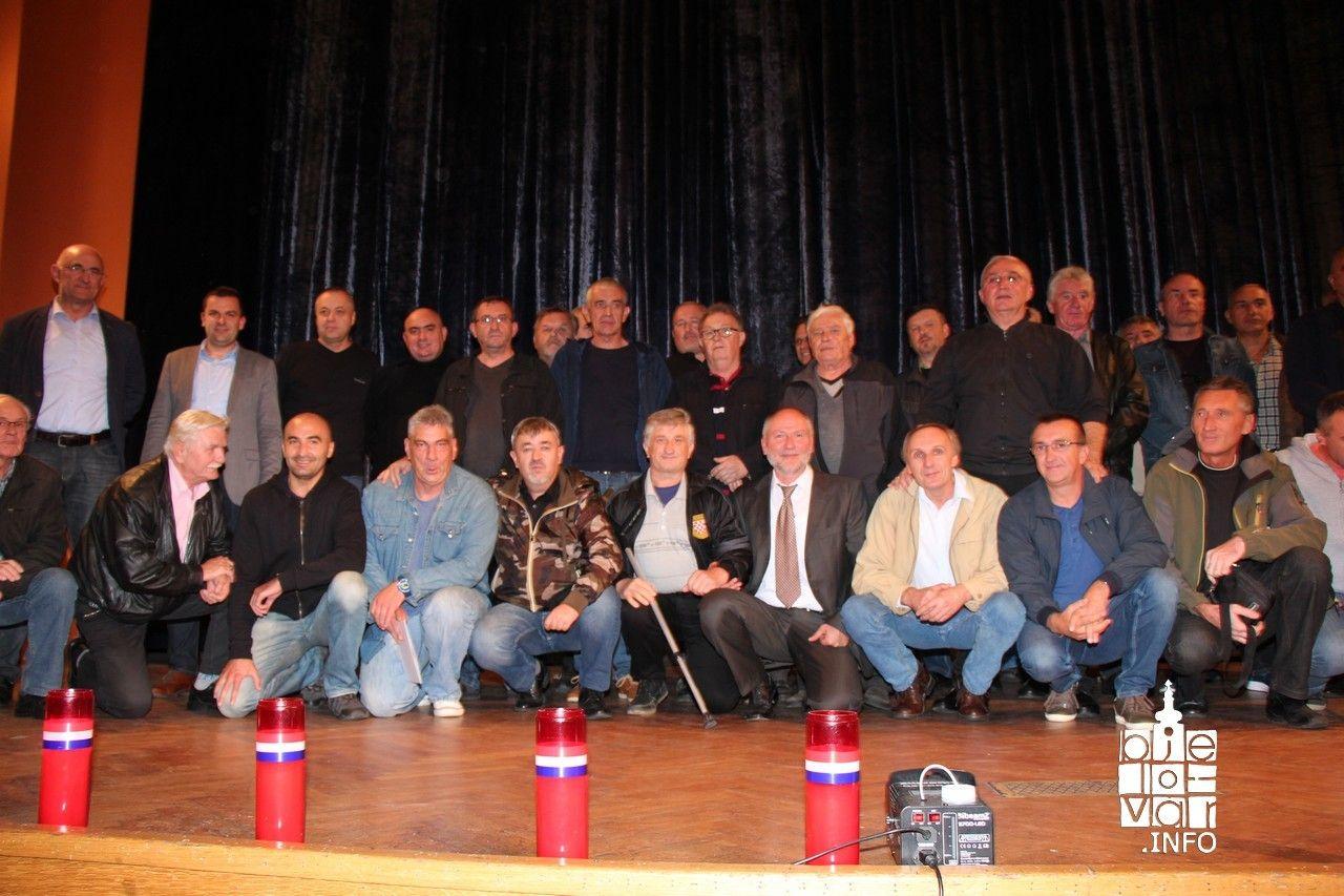 """U Bjelovaru prikazana projekcija filma """"Bitka za Vukovar"""" čime je započelo obilježavanje Dana grada Bjelovara i Dana bjelovarskih branitelja"""