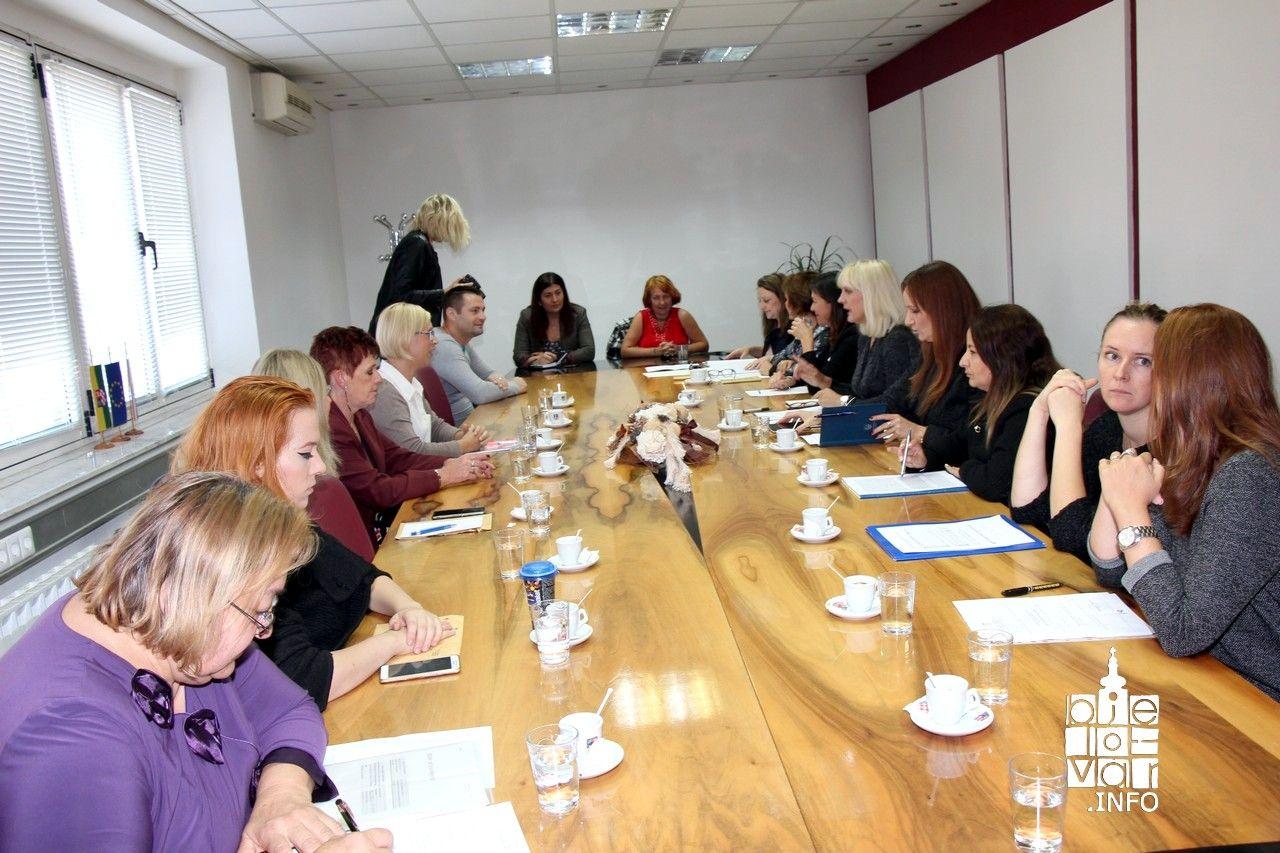 1. sjednica Povjerenstva za ravnopravnost spolova Bjelovarsko- bilogorske županije bila je posvećena Nacionalnom danu borbe protiv nasilja nad ženama