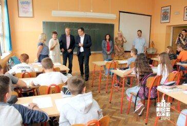 Župan Damir Bajs: Svako peto dijete u Županijskim osnovnim školama imalo je besplatan školski obrok