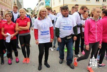 """Održana tradicionalna humanitarna utrka """"Trčanjem protiv raka"""""""