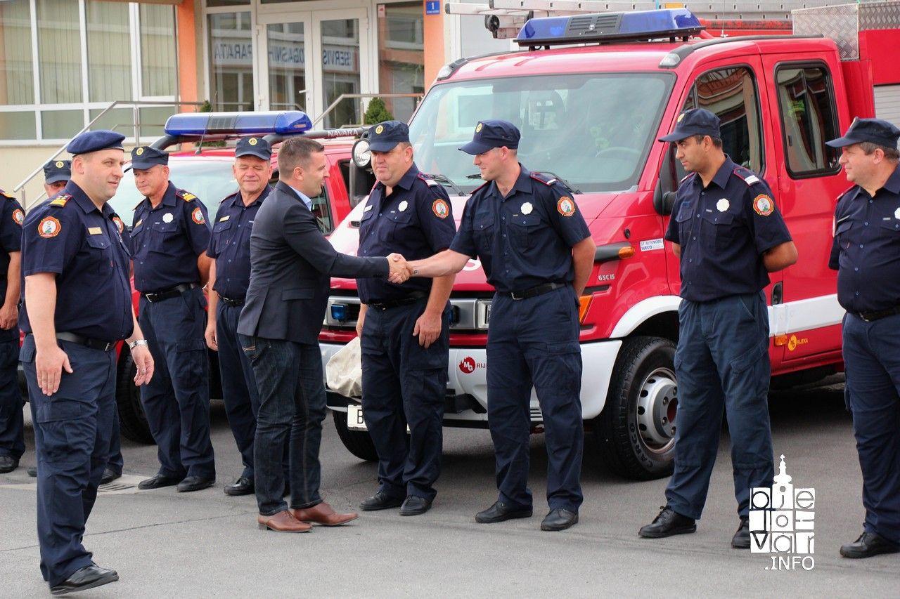 aplikacija za upoznavanje vatrogasaca