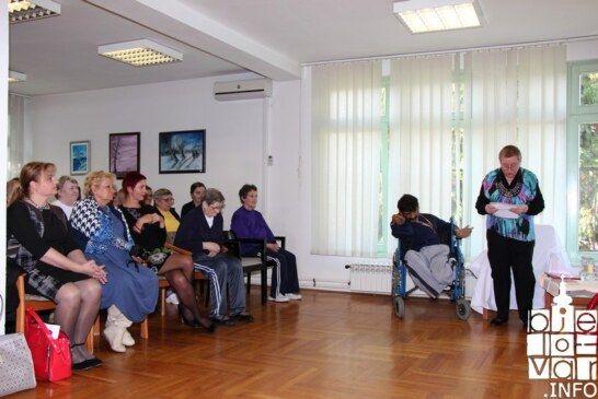 Održano pjesničko druženje s korisnicima Doma za odrasle osobe u Bjelovaru