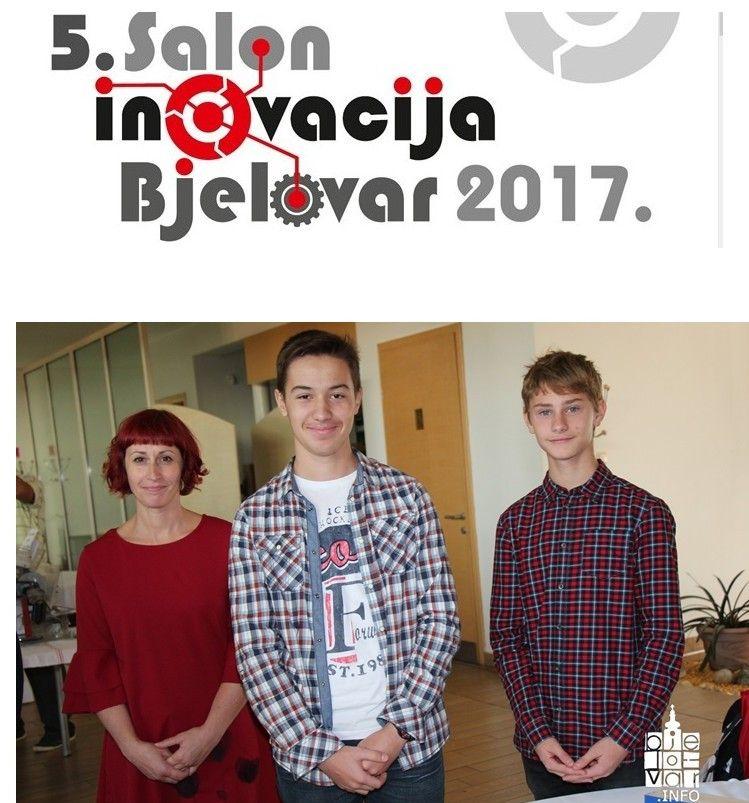U Bjelovaru održan 5. Salon inovacija s ciljem poticanja inovativnog stvaralaštva