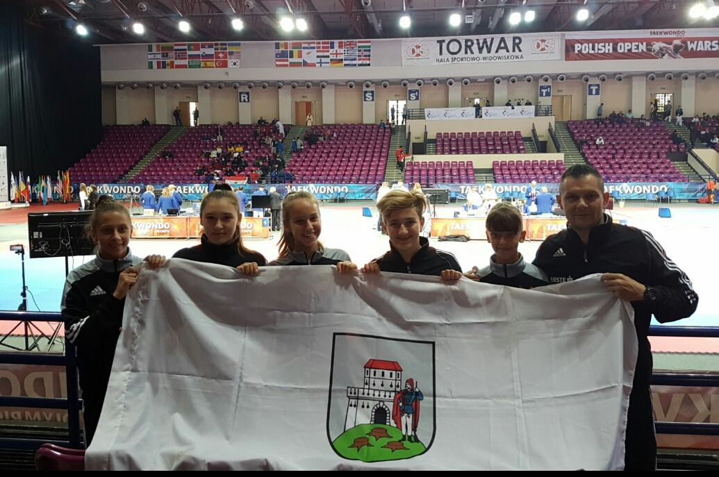 Bjelovarski foksići polučili vrhunske rezultate na Polish Openu 2017.