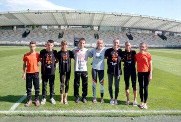 Bjelovarski foksići na treningu u Sloveniji