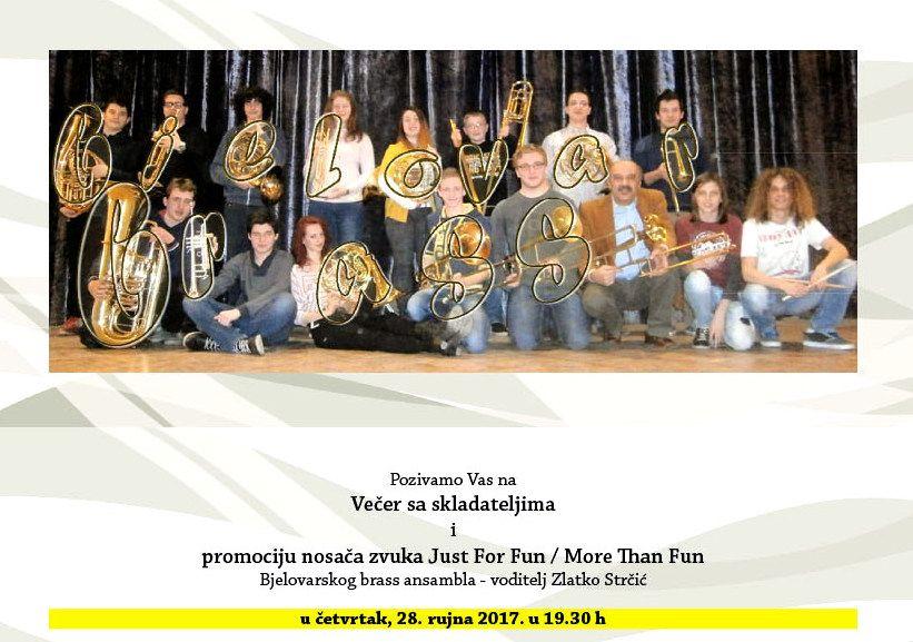 Pozivnica Brass 1111