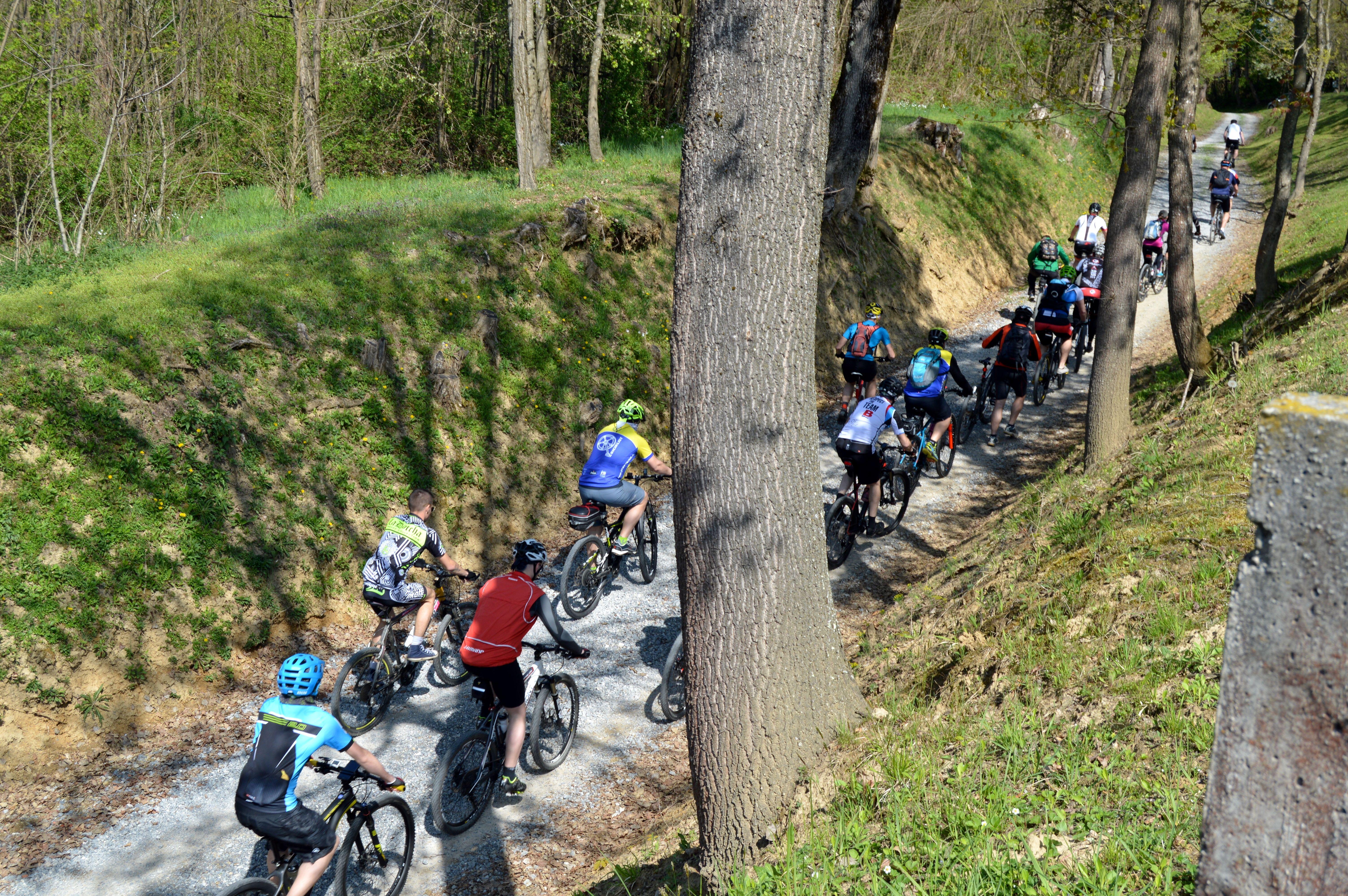 """U Bjelovarsko-bilogorskoj županiji predstavljen projekt cikloturizma """"Bicikademija"""""""
