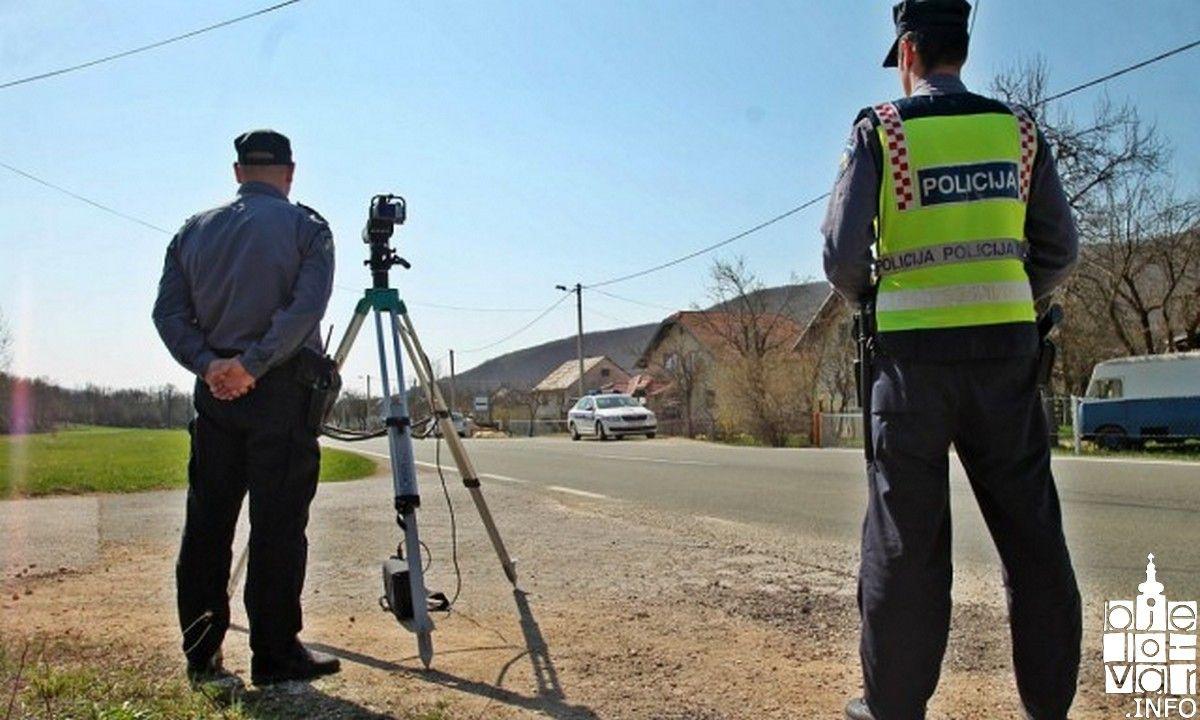 Kako izgleda situacija nakon najavljene županijske akcije pojačanog nadzora poštivanja prometnih propisa