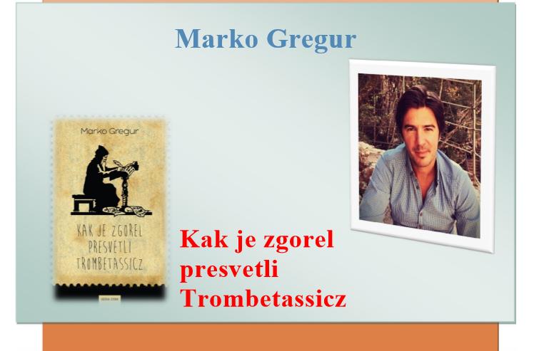 """Čazma - predstavljanje knjige """"Kak je zgorel presvetli Trombetassicz"""" Marka Gregura"""