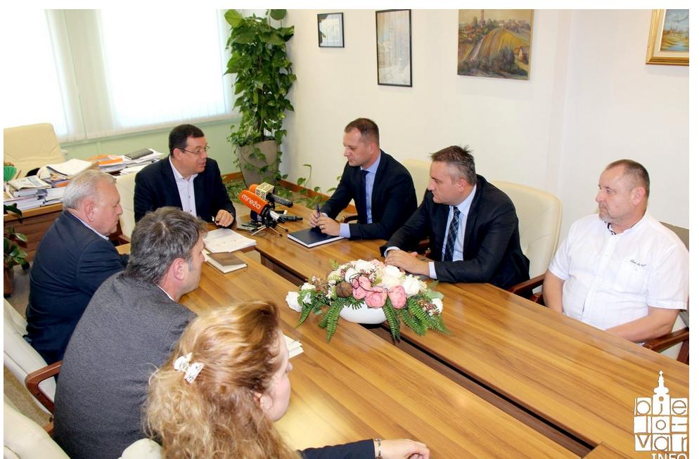 Najavljen sastanak za idući tjedan župana Bajsa i Androvića s ministrom Zaštite okoliša i energetike Tomislavom Ćorićem
