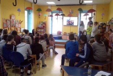 Spikaonica – predstavljanje Erasmus + projekta I. osnovne škole Bjelovar