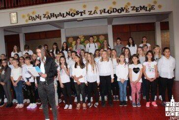 IV. osnovna škola Bjelovar svečanim programom obilježila Dane kruha i Dane zahvalnosti za plodove zemlje