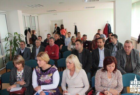 Najavljeni natječaji i pozivaju se domaće firme da se prijave za građevinske radove na županijskim školama i Domovima zdravlja