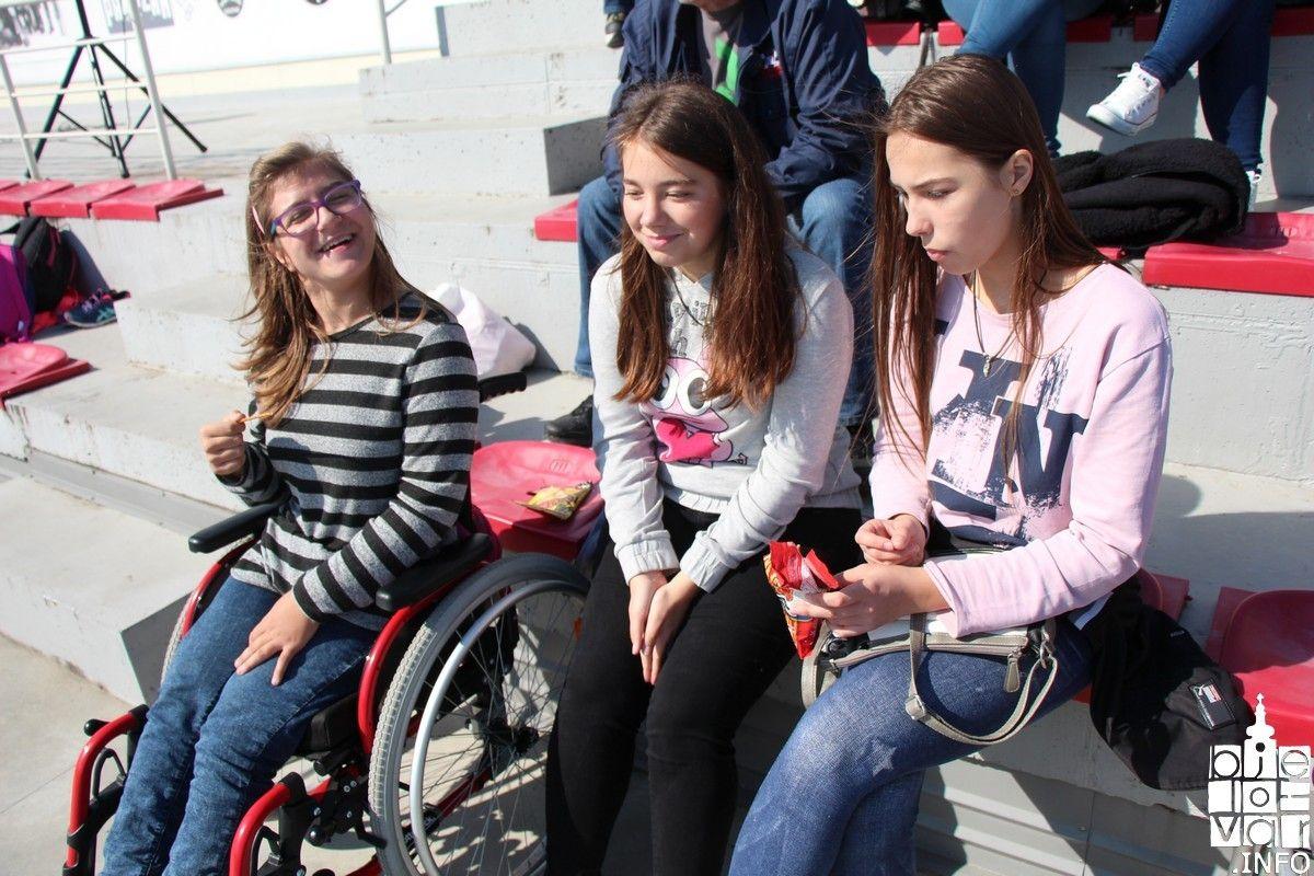 Bjelovarski Greenhornsi prikupljali novac potreban za liječenje mlade sugrađanke Adriane Krog