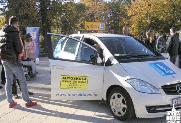 Zahvaljujući vrijednom projektu, devetero članova Udruge tjelesnih invalida moći će polagati vozački ispit