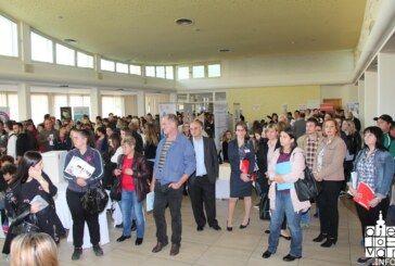 Sajam poslova u Bjelovaru okupio velik broj poslodavaca, ali i nezaposlenih koji traže posao