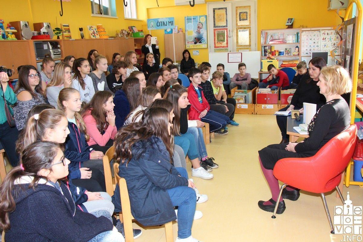 Vlasta Golub predstavila svoj prvi roman u Bjelovaru