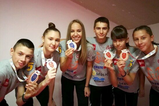 "Osvrt na turnir ""Galeb Belgrade Trophy Serbia Open"" i uspješnost bjelovarskih foksića"