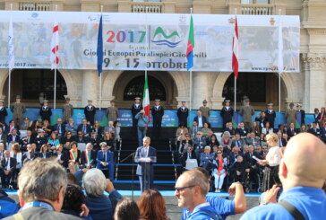 U Genovi otpočele Europske igre mladih sportaša s invaliditetom