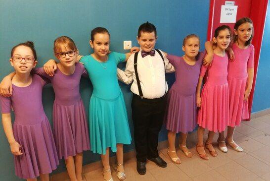 Bjelovarski plesači nastupili u Samoboru