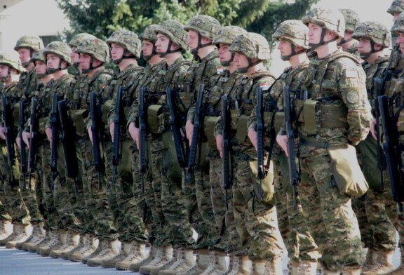 U vojarni Bilogora održan svečani ispraćaj 1. hrvatskog kontingenta na misiju u Republiku Poljsku