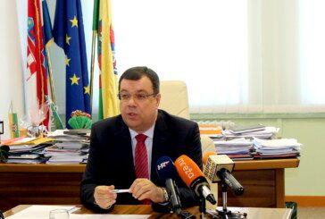 BAJS KOMENTIRAO PRESICU HDZ,HSS i HSLS: 'Županijska uprava za ceste podigla je kredit zahvaljujući i njihovim rukama'