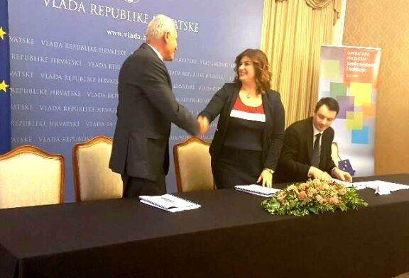 Potpisani ugovori o dodjeli bespovratnih sredstava za izgradnju Opće bolnice Bjelovar