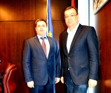 Župan Bajs i ministar Butković razgovarali o strateškim prometnim projektima BBŽ-a