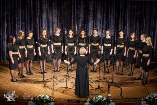 14. Susret hrvatskih malih vokalnih sastava – 19.11.2017.  Dom kulture u Bjelovaru