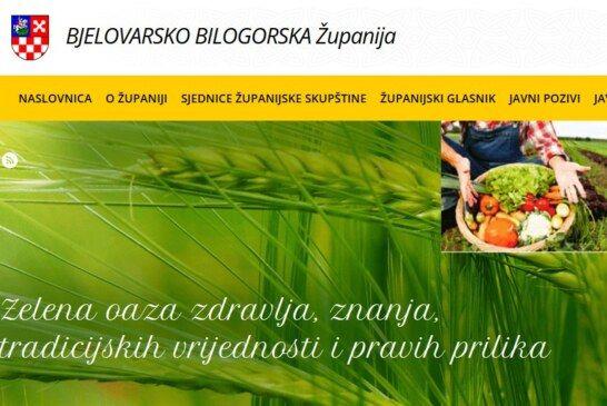 Predstavljen županijski PRORAČUN za 2018. i nove mjere za razvoj Bjelovarsko-bilogorske županije