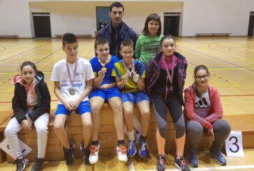 Članovi badminton kluba Bjelovar u prvom Regionalnom kupu ostvarili odlične rezultate