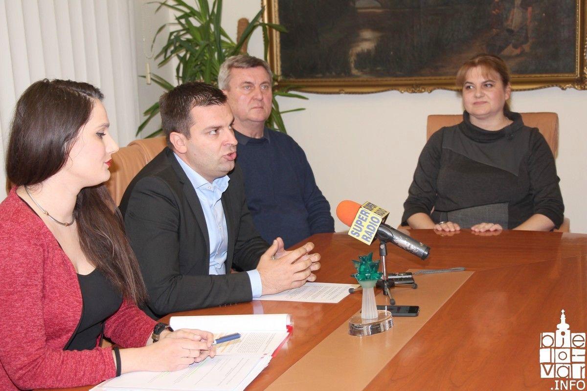 Do kraja godine proračun Grada Bjelovara bit će obogaćen za 30 milijuna kuna