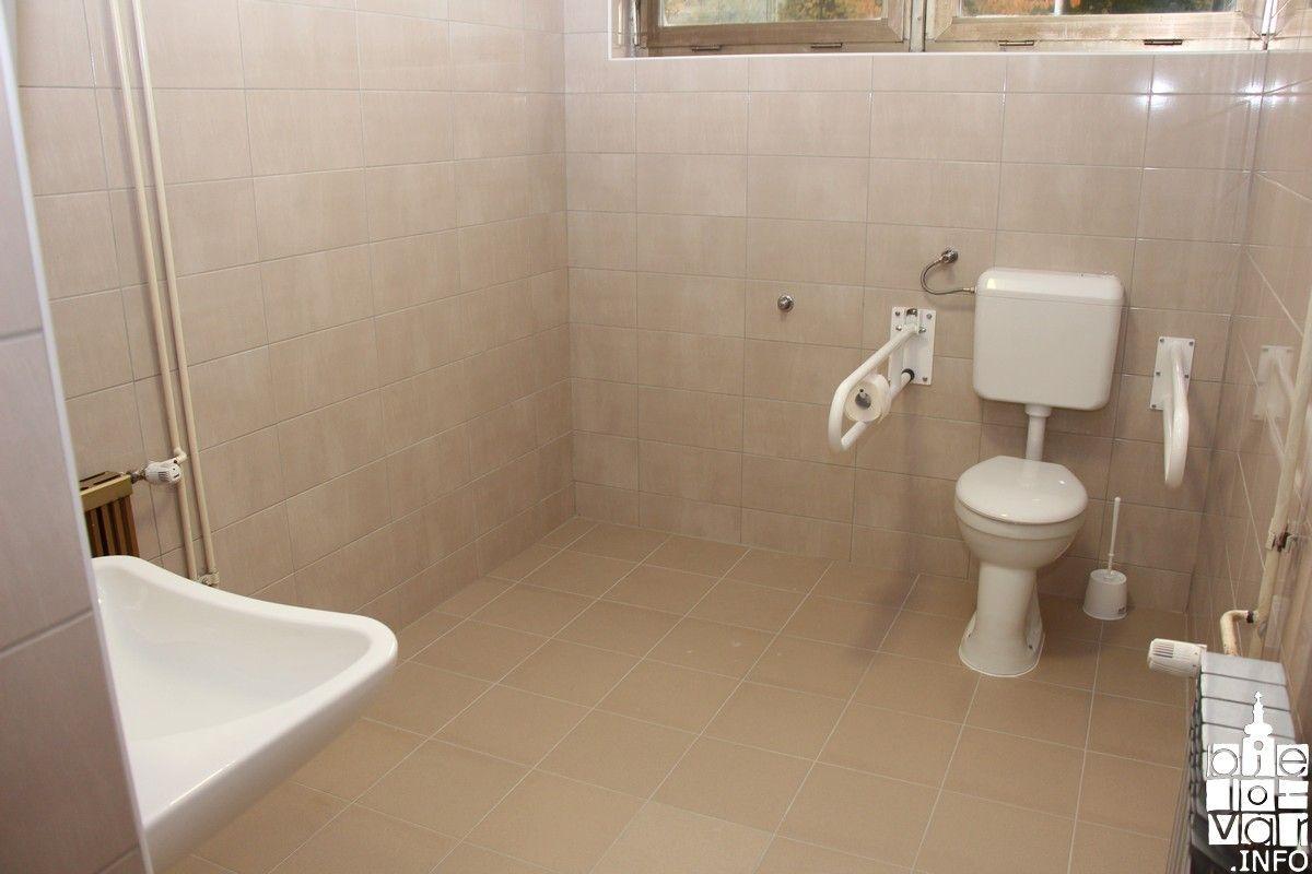 Završena rekonstrukcija sanitarnog čvora za osobe s tjelesnim invaliditetom, vrijedna nekoliko desetaka tisuća kuna