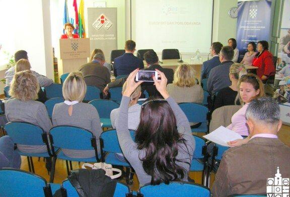 """U Bjelovaru održan okrugli stol """"Kako lokalnom gospodarstvu osigurati potrebnu radnu snagu"""""""