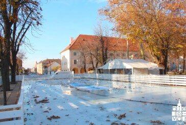 OBAVIJEST- Odgađa se otvaranje bjelovarskog klizališta za 1.prosinac 2017.