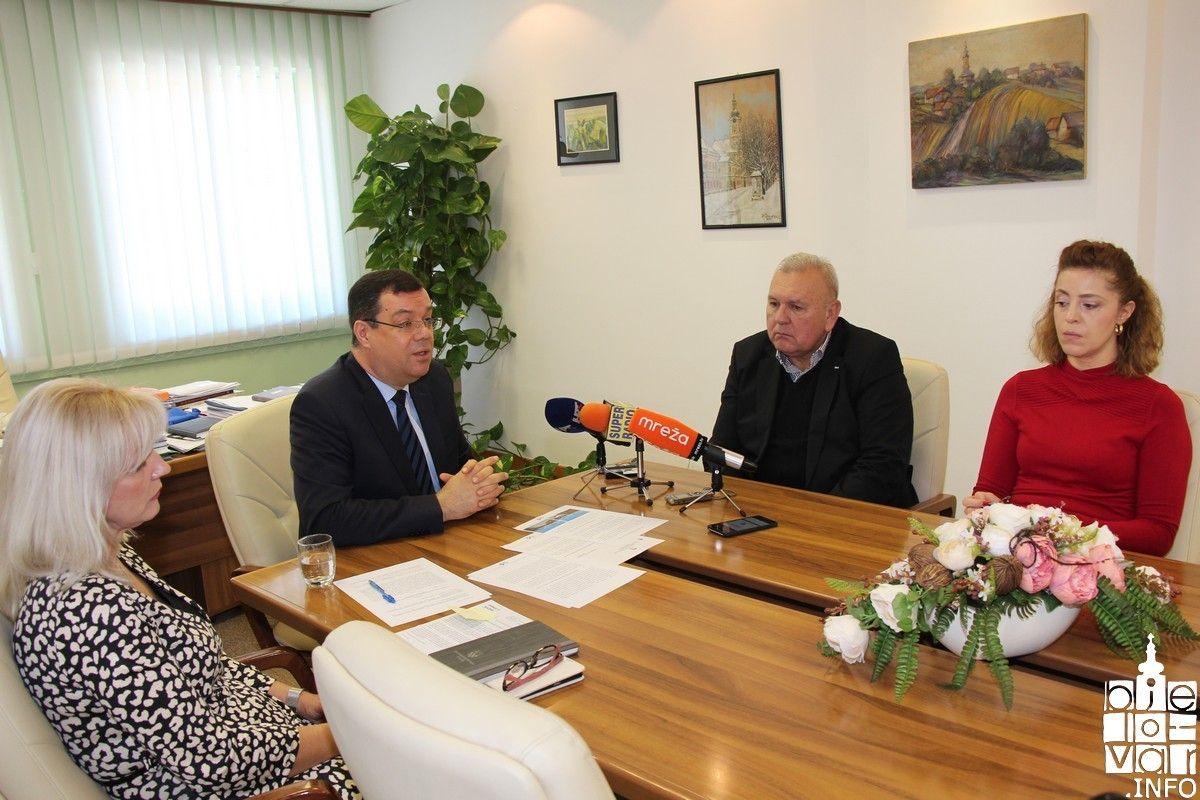 Župan Bajs o temama uoči sutrašnjeg radnog sastanka s premijerom Andrejom Plenkovićem