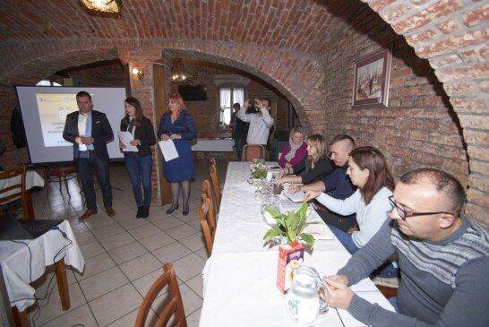 "Održava se trodnevni seminar za razvoj ruralnih krajeva na izletištu ""Vrata Bilogore"""