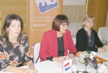 Žene Hrvatske narodne stranke Bjelovarsko-bilogorske županije OSUDILE diskriminirajuće izjave Marcela Medaka upućene novoizabranoj ravnateljici Miri Zakori i ženama općenito