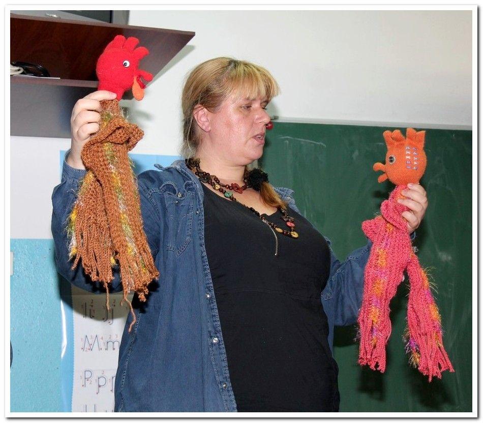 Kako bi djeci izradili najzanimljivije lutke, pedagoški djelatnici sudjelovali na stručnoj i edukativnoj radionici