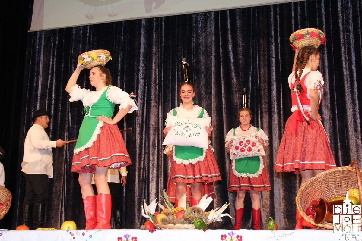 """U Bjelovaru održana manifestacija """"2. folklorne jeseni"""" Zajednica Mađara grada Bjelovara"""